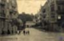Gorzów Wlkp. / Landsberg a. W.; Bismarckstrasse