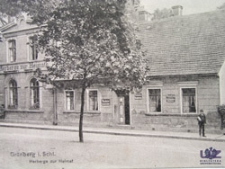 Zielona Góra / Grünberg; Herberger zur Heimat; Gospoda;  Plac Wielkopolski