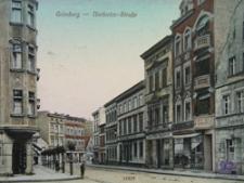 Zielona Góra / Grünberg; Niedortorstraße; ul. Żeromskiego