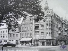 Zielona Góra / Grünberg; Ring - Niedertorstraße; Stary Rynek - ul. Żeromskiego