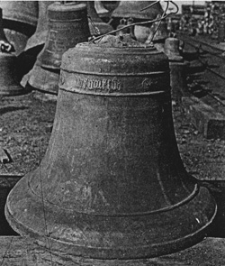 Popowo (kościół filialny) - dzwon (datowanie - XV/XVI w.)
