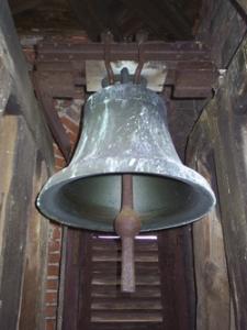 Brójce (kościół parafialny) - dzwon (datowanie - 1504 r.)