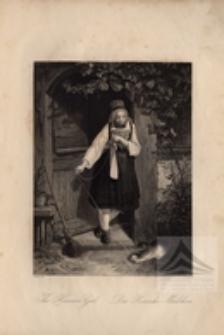 The Hessian Girl = Das Hessische Mädchen