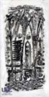 """[Bez tytułu] (ilustracje do wierszy Romualda Szury """"Sosnowe klawisze"""" [5])"""