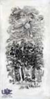 """[Bez tytułu] (ilustracje do wierszy Romualda Szury """"Sosnowe klawisze"""" [8])"""