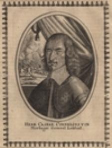 Herr Caspar Cornelius von Mortagni General Leütent