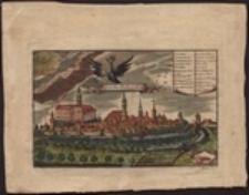 Prospect der Stadt Cotbus