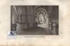 Das Innere der Gewölber v. St Denis