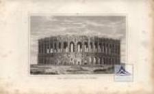 Das Amphitheater in Nimes