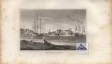 Der Hafen von Brest