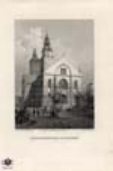 Liebfrauenkirche in Goldberg / Kościół Najświętszej Marii Panny w Złotoryi