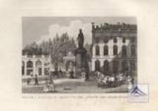 Place=Royale zu Nancy mit der Statüe des Königs Stanislaus