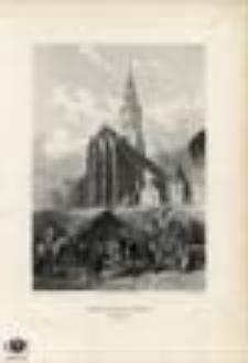 Katholische kirche zu Schweidnitz / Kościół katolicki w Świdnicy
