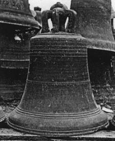 Zemsko (kościół filialny, obecnie Berlin ?) - dzwon (datowanie - 1625 r.)