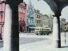 Zielona Góra; Plac Bohaterów Stalingradu