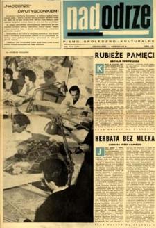 Nadodrze: pismo społeczno-kulturalne, kwiecień 1965