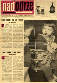Nadodrze: dwutygodnik społeczno-kulturalny, 1-15 czerwca 1965