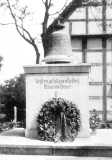 Gorzyca (kościół filialny) - dzwon (datowanie - 1804)