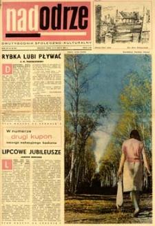 Nadodrze: dwutygodnik społeczno-kulturalny, 15-31 lipca 1965