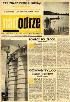 Nadodrze: dwutygodnik społeczno-kulturalny, 15-31 sierpnia 1965