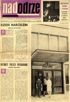 Nadodrze: dwutygodnik społeczno-kulturalny, 1-15 września 1965