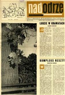Nadodrze: dwutygodnik społeczno-kulturalny, 15-30 listopada 1965