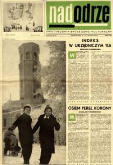 Nadodrze: dwutygodnik społeczno-kulturalny, 15-31 grudnia 1965