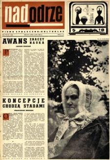 Nadodrze: pismo społeczno-kulturalne, luty 1963