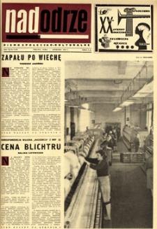 Nadodrze: pismo społeczno-kulturalne, kwiecień 1963