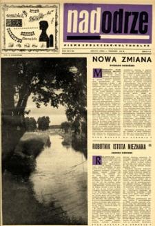 Nadodrze: pismo społeczno-kulturalne, wrzesień 1963