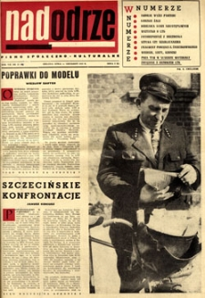 Nadodrze: pismo społeczno-kulturalne, grudzień 1963
