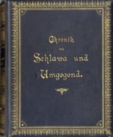 Chronik von Schlawa und Umgegend