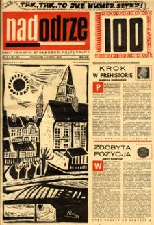 Nadodrze: dwutygodnik społeczno-kulturalny, 1-15 marca 1966