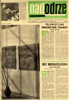 Nadodrze: dwutygodnik społeczno-kulturalny, 15-31 marca 1966