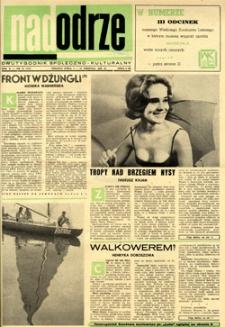 Nadodrze: dwutygodnik społeczno-kulturalny, 1-15 sierpnia 1966