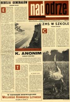 Nadodrze: dwutygodnik społeczno-kulturalny, 15-30 września 1966