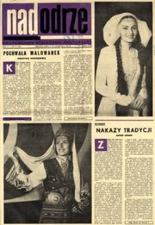 Nadodrze: dwutygodnik społeczno-kulturalny, 1-15 listopada 1966