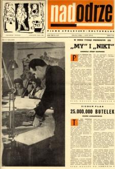 Nadodrze: pismo społeczno-kulturalne, luty 1964