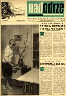 Nadodrze: pismo społeczno-kulturalne, kwiecień 1964