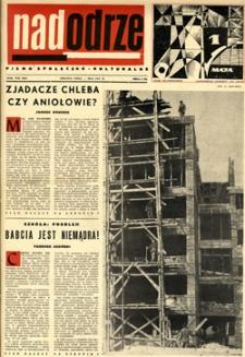 Nadodrze: pismo społeczno-kulturalne, maj 1964