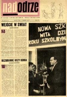 Nadodrze: pismo społeczno-kulturalne, wrzesień 1964