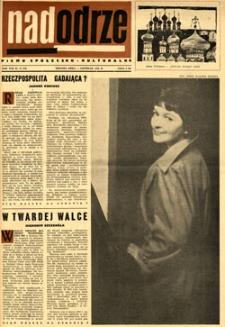 Nadodrze: pismo społeczno-kulturalne, listopad 1964