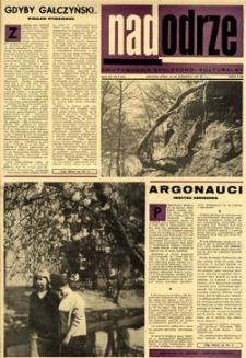 Nadodrze: dwutygodnik społeczno-kulturalny, 15-30 kwietnia 1967