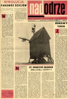 Nadodrze: dwutygodnik społeczno-kulturalny, 15-30 listopada 1967