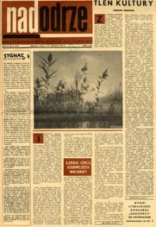 Nadodrze: dwutygodnik społeczno-kulturalny, 1-15 grudnia 1967
