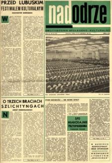 Nadodrze: dwutygodnik społeczno-kulturalny, 15-31 grudnia 1967