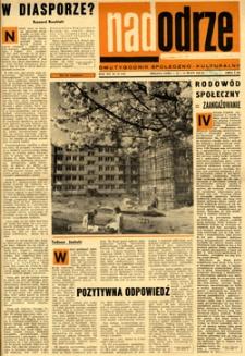 Nadodrze: dwutygodnik społeczno-kulturalny, 15-31 maja 1968