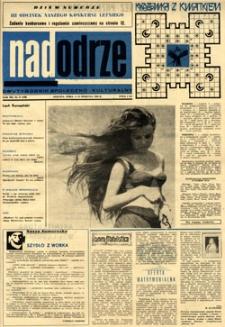 Nadodrze: dwutygodnik społeczno-kulturalny, 1-15 sierpnia 1968