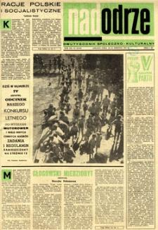 Nadodrze: dwutygodnik społeczno-kulturalny, 15-31 sierpnia 1968