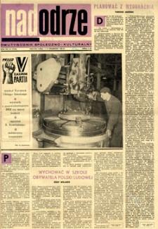Nadodrze: dwutygodnik społeczno-kulturalny, 1-15 września 1968